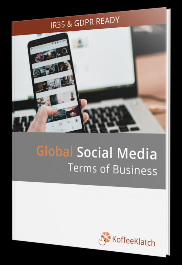 Global Social Media Terms Of Business